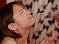 新人20歳 女子アナにいそうなほど可愛い! 渋谷区にあるお洒落なカフェで働く敏感スレンダー美少女 エッチが好きすぎてAVデビュー!! 倉本すみれ-012